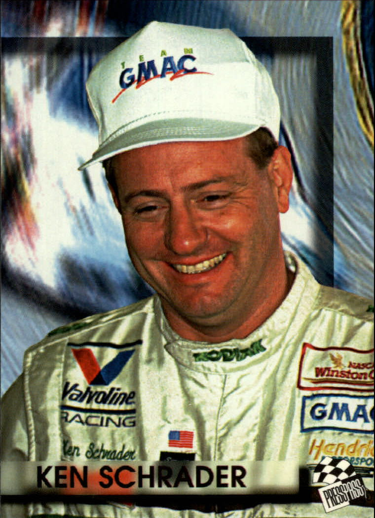 1994 Press Pass #22 Ken Schrader