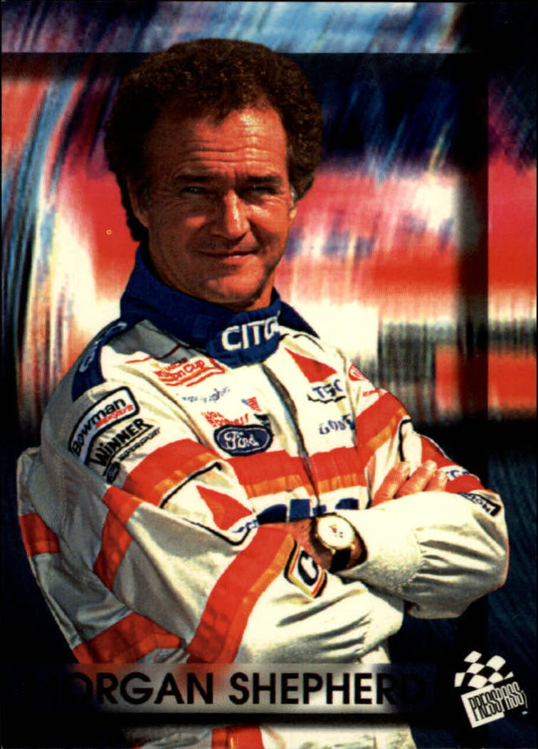 1994 Press Pass #23 Morgan Shepherd
