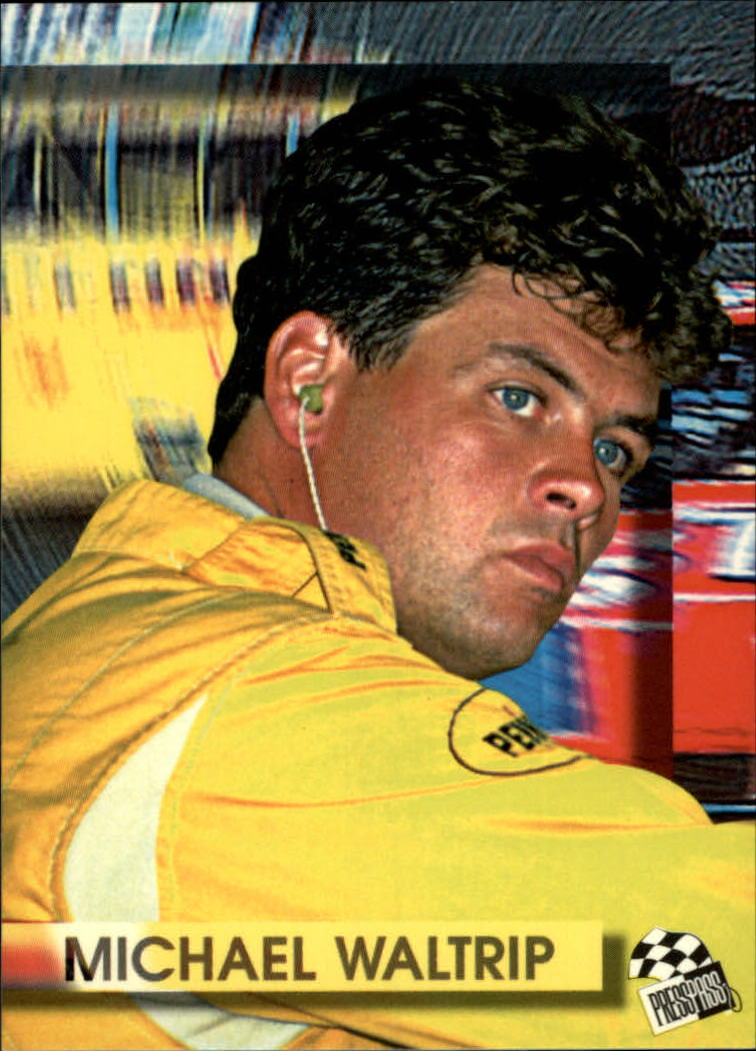 1994 Press Pass #30 Michael Waltrip