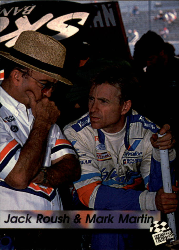1994 Press Pass #32 Mark Martin/Jack Roush