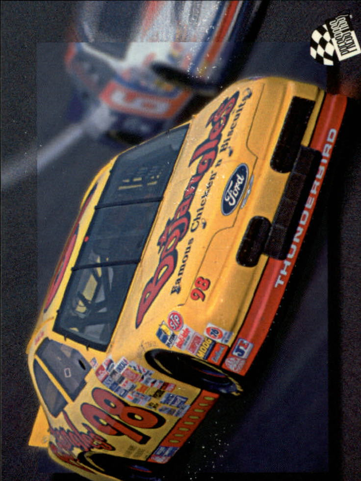 1994 Press Pass #37 Derrike Cope's Car