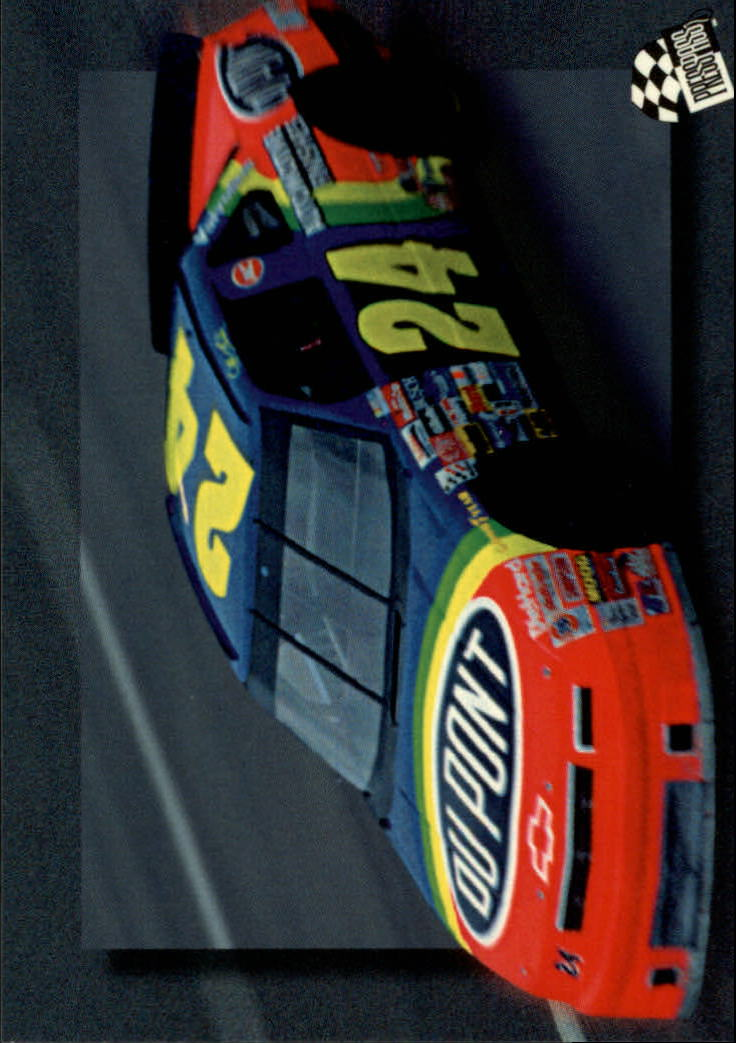 1994 Press Pass #40 Jeff Gordon's Car