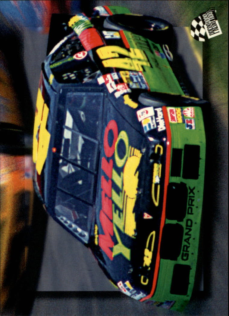 1994 Press Pass #46 Kyle Petty's Car