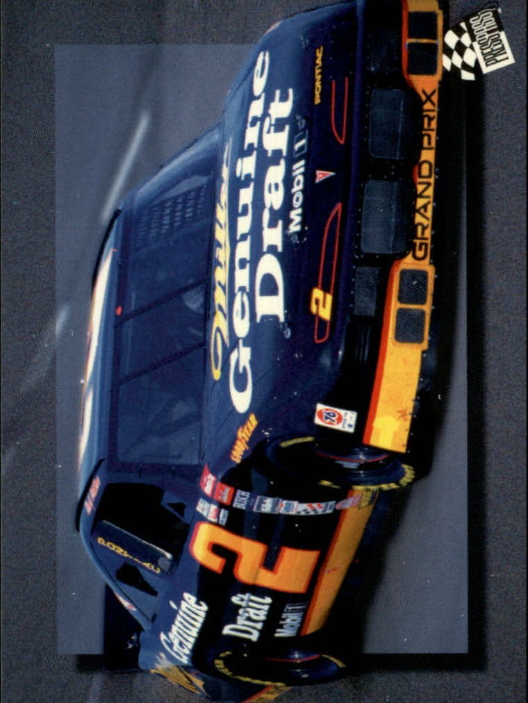 1994 Press Pass #47 Rusty Wallace's Car