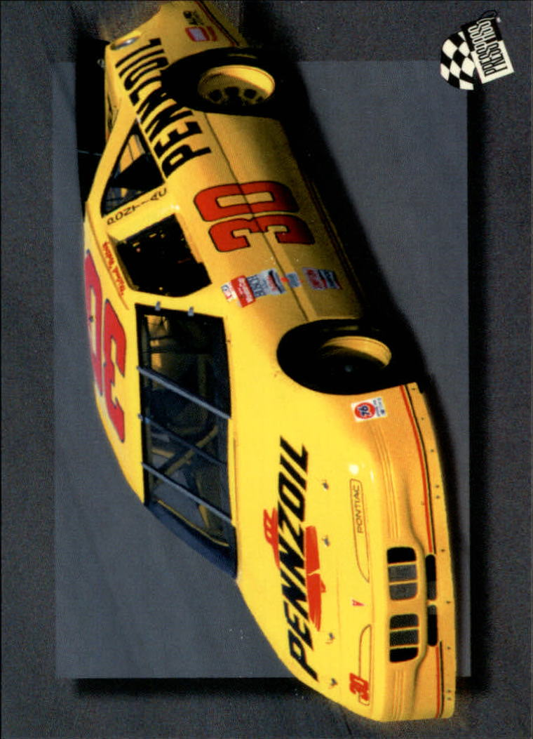 1994 Press Pass #49 Michael Waltrip's Car