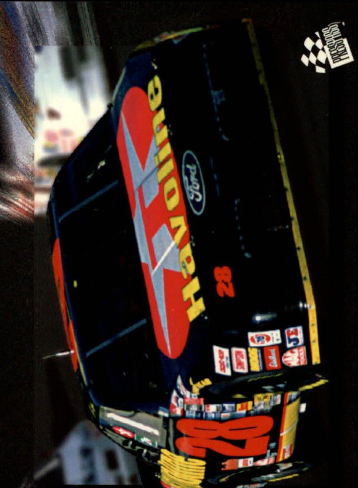 1994 Press Pass #53 Ernie Irvan's Car