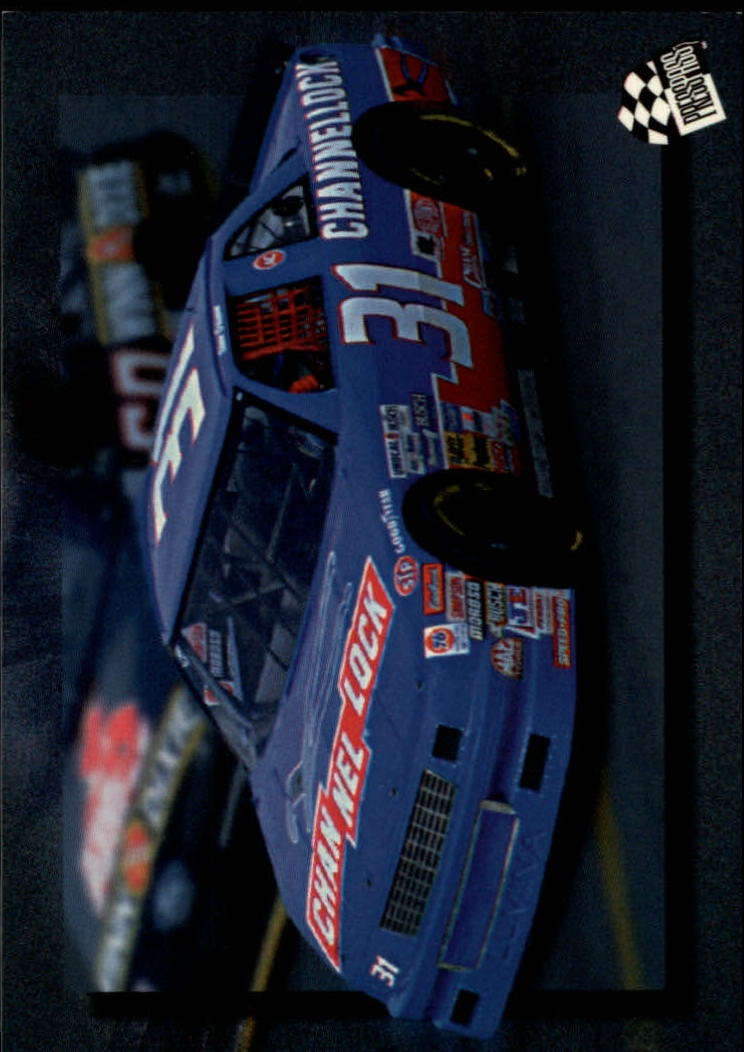 1994 Press Pass #64 Steve Grissom's Car
