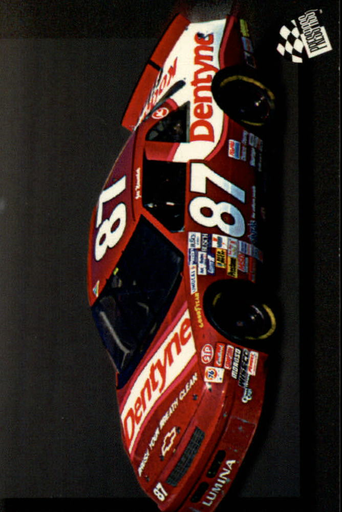 1994 Press Pass #65 Joe Nemechek's Car