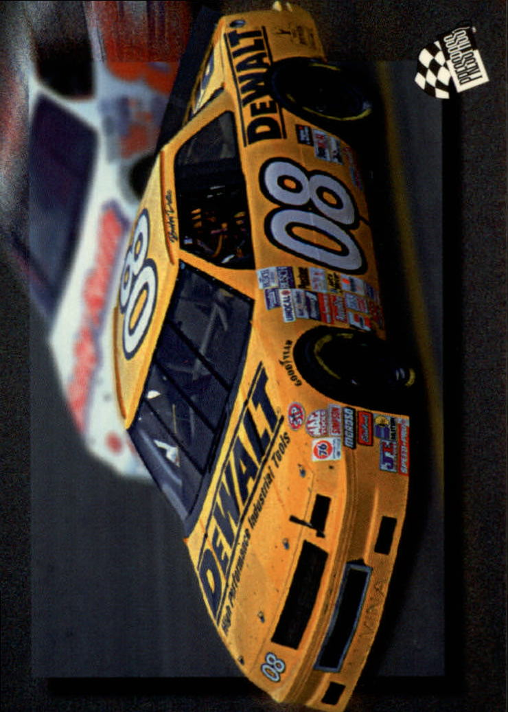 1994 Press Pass #66 Bobby Dotter's Car
