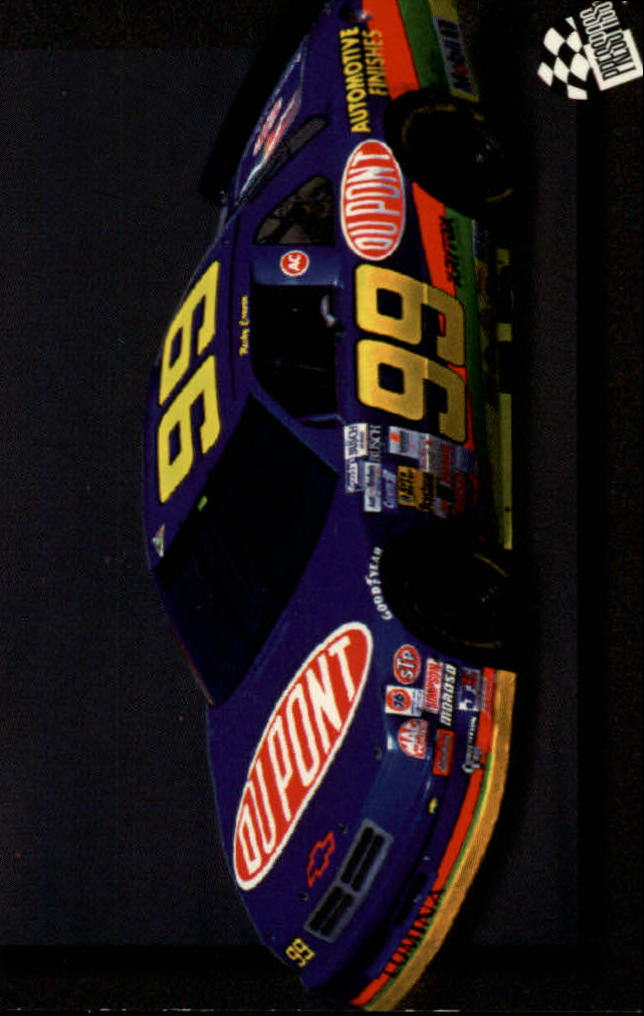 1994 Press Pass #67 Ricky Craven's Car