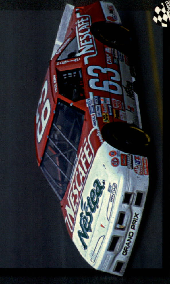 1994 Press Pass #69 Chuck Bown's Car