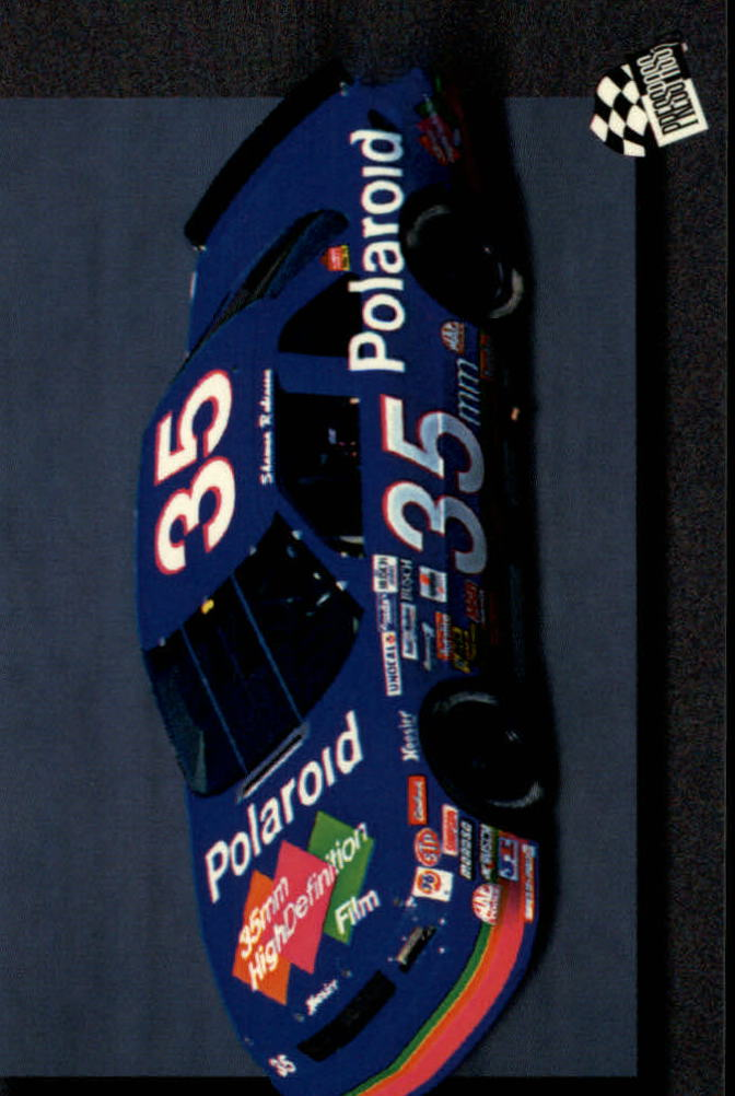 1994 Press Pass #70 Shawna Robinson's Car