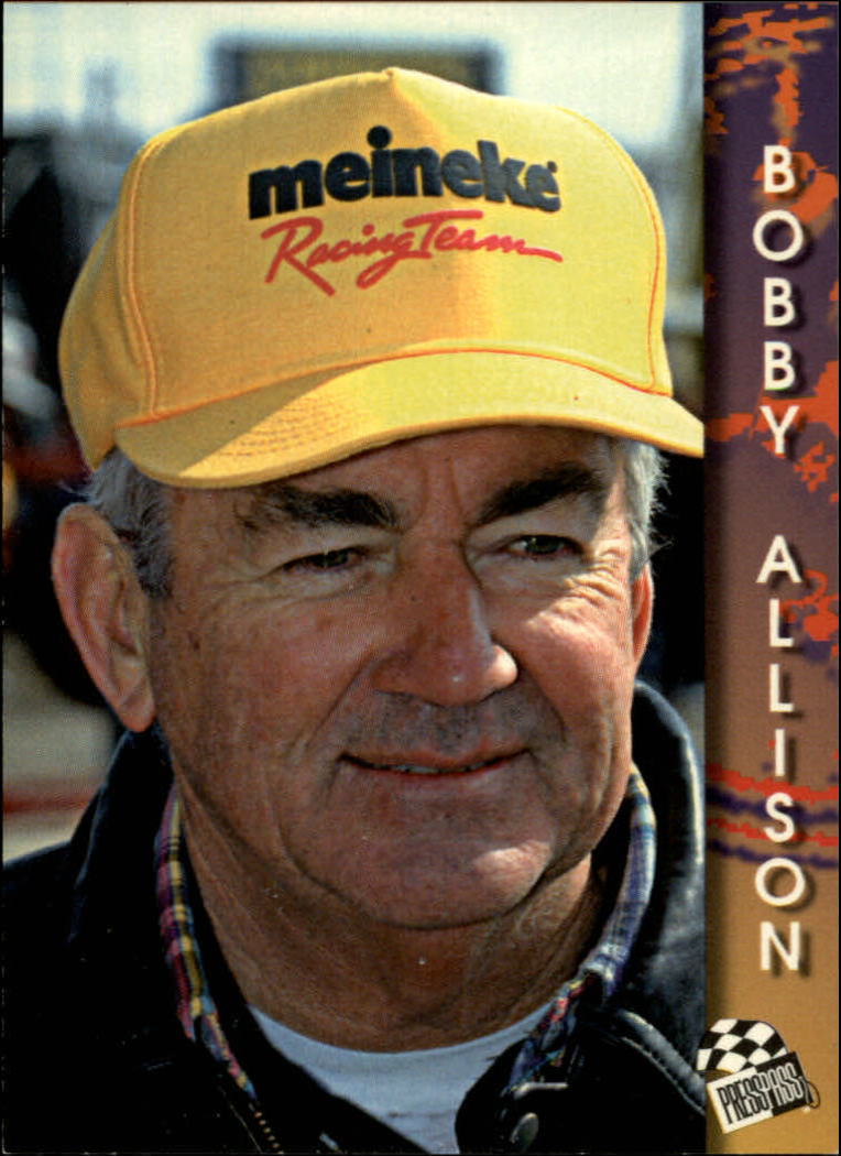 1994 Press Pass #73 Bobby Allison