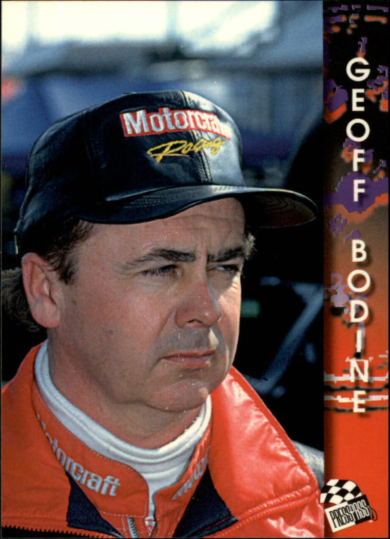 1994 Press Pass #75 Geoff Bodine