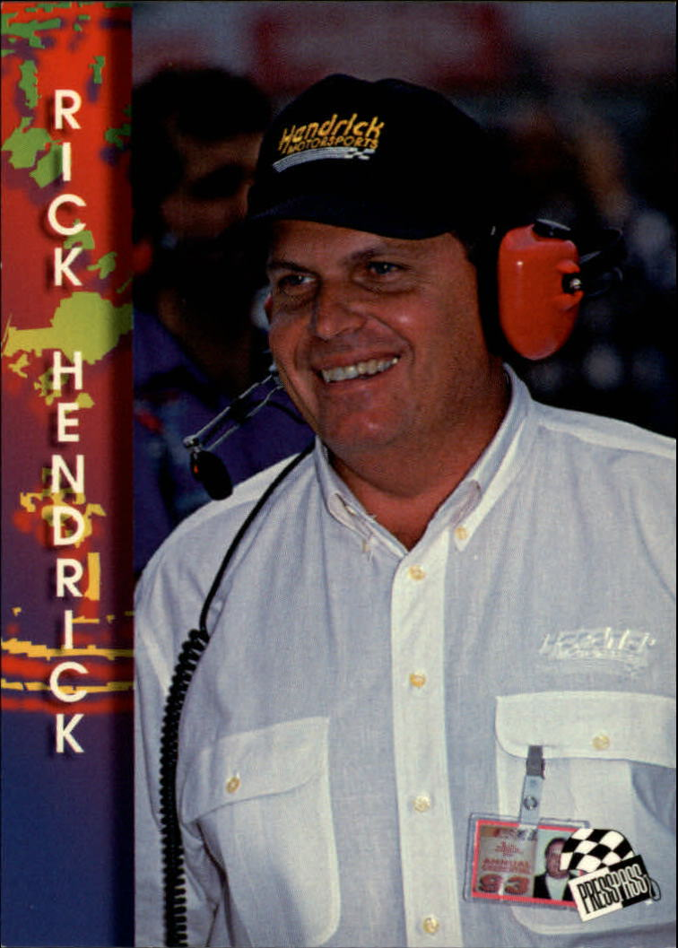 1994 Press Pass #79 Rick Hendrick