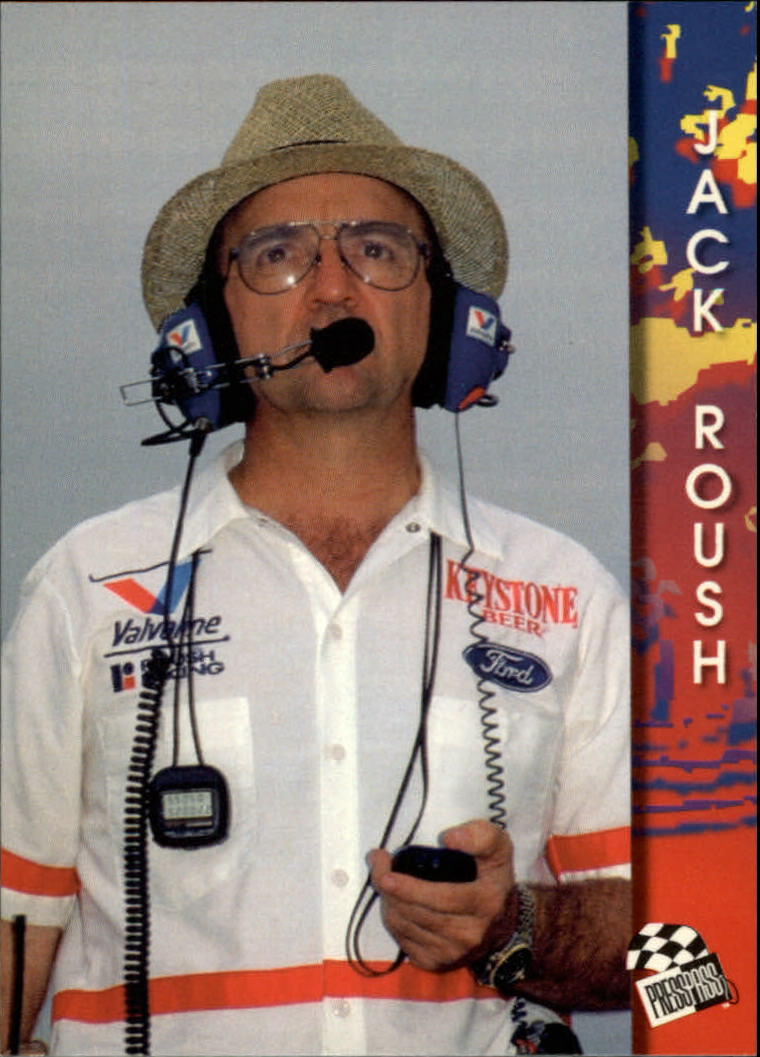 1994 Press Pass #84 Jack Roush