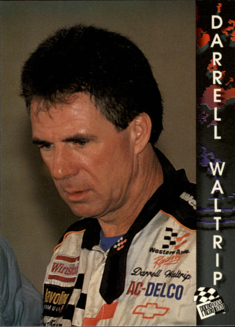 1994 Press Pass #87 Darrell Waltrip