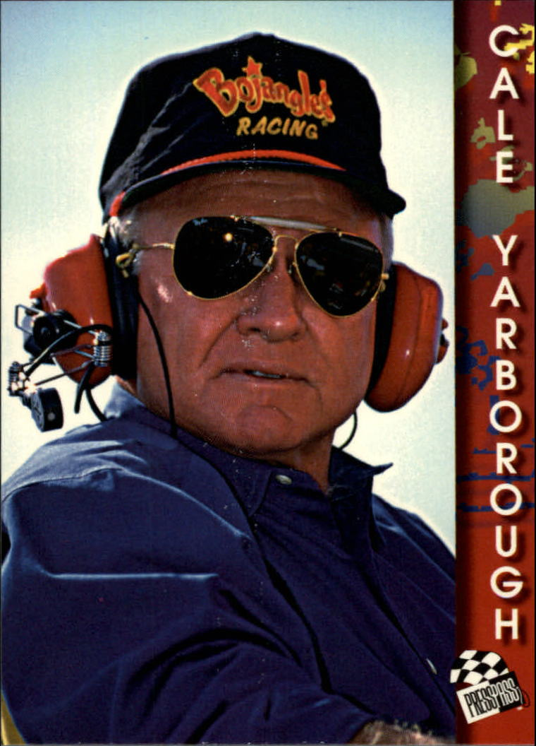 1994 Press Pass #89 Cale Yarborough