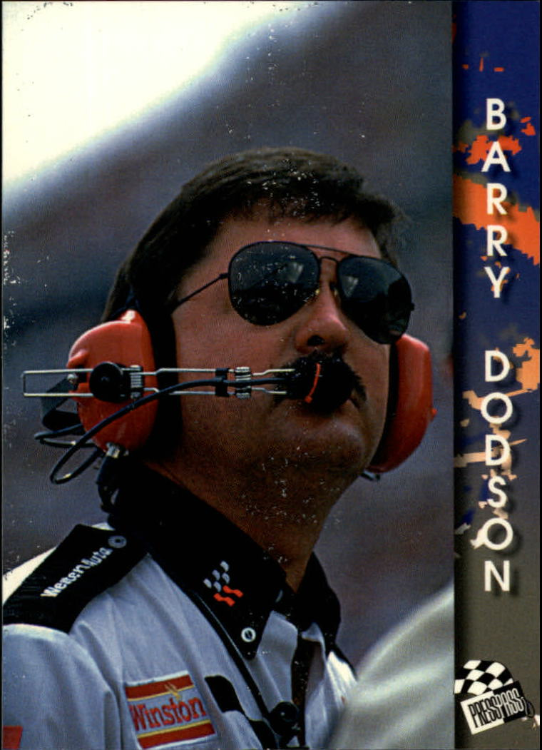 1994 Press Pass #92 Barry Dodson
