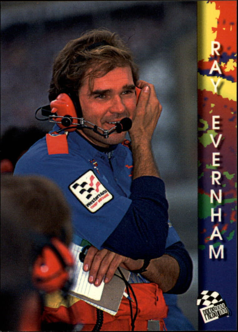 1994 Press Pass #93 Ray Evernham