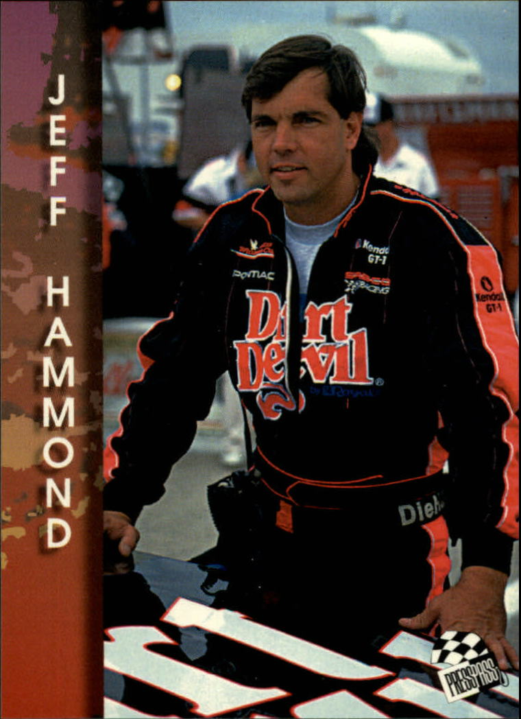 1994 Press Pass #95 Jeff Hammond