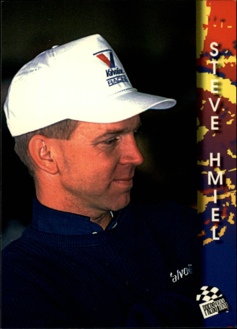 1994 Press Pass #97 Steve Hmiel