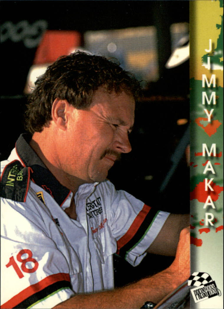 1994 Press Pass #100 Jimmy Makar