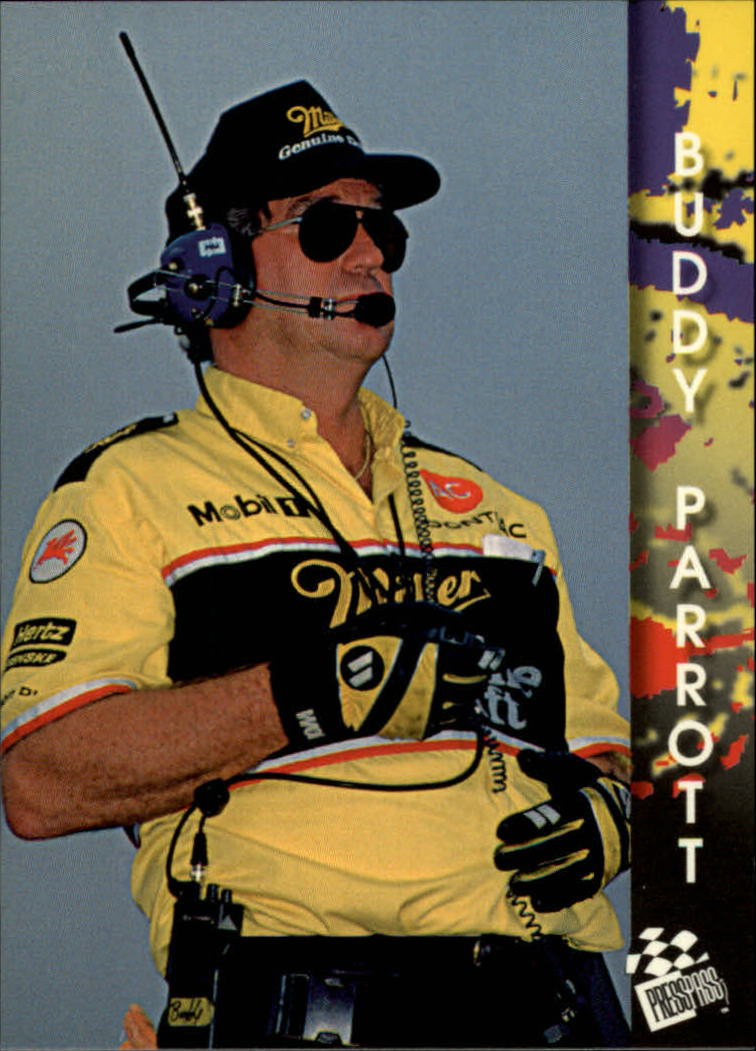 1994 Press Pass #102 Buddy Parrott
