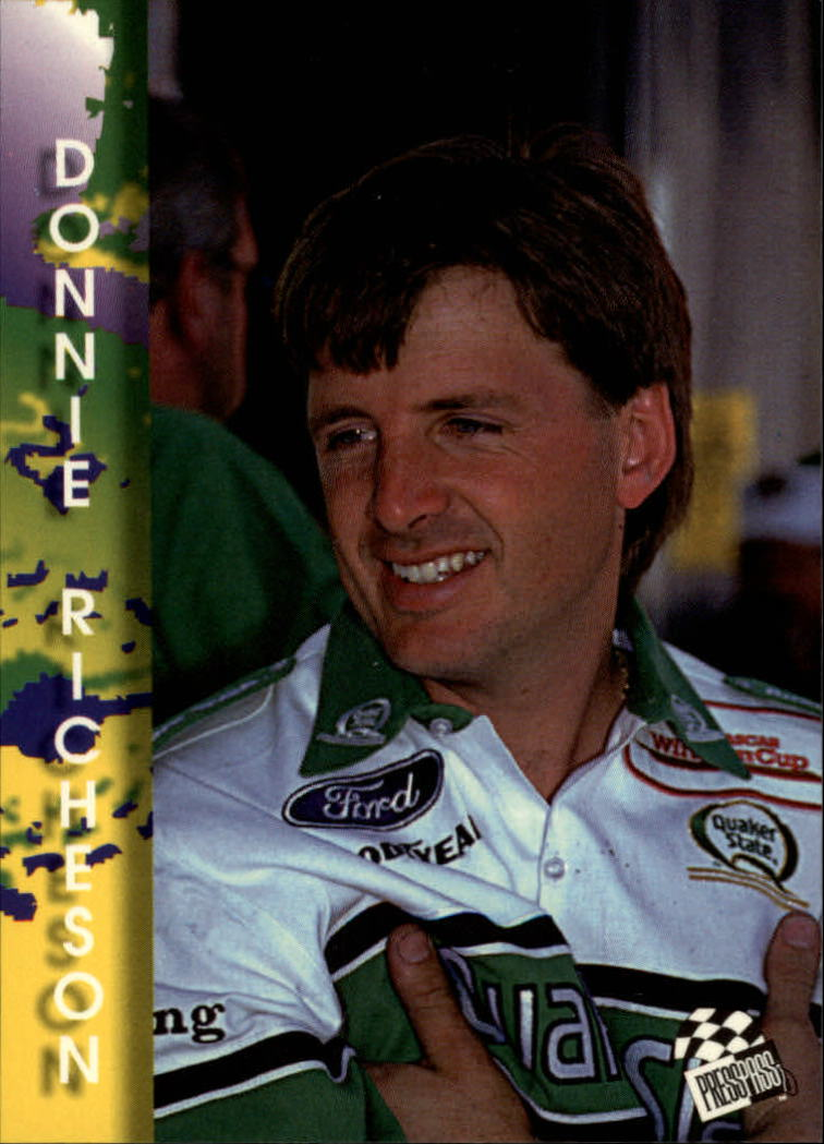 1994 Press Pass #104 Donnie Richeson