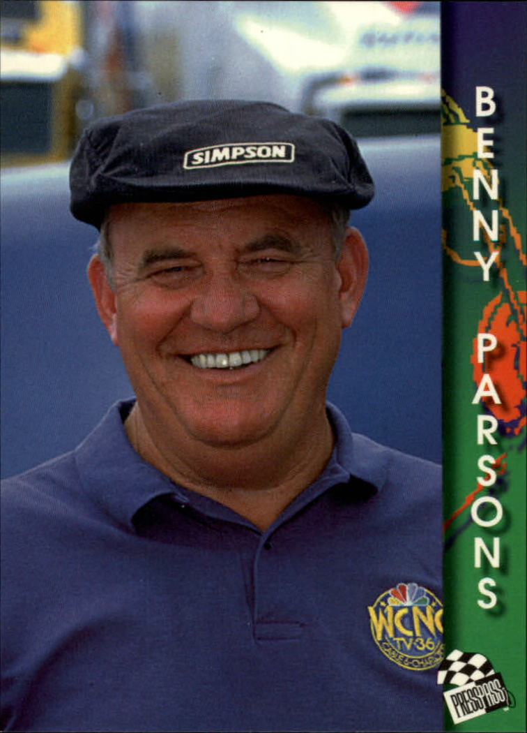 1994 Press Pass #116 Benny Parsons
