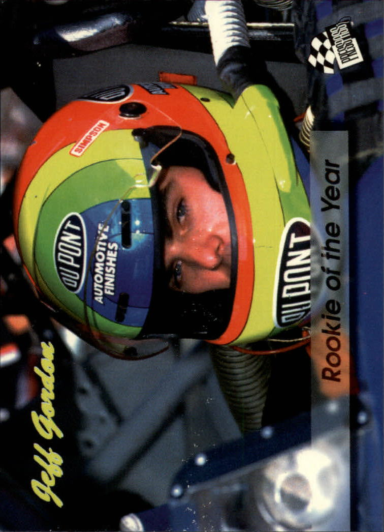 1994 Press Pass #124 Jeff Gordon ROY