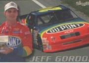 1994 SkyBox #NNO Brickyard Exch/Jeff Gordon