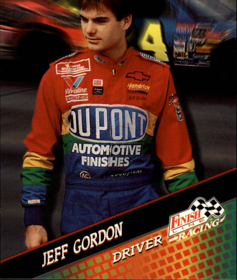 1994 Finish Line #36 Jeff Gordon