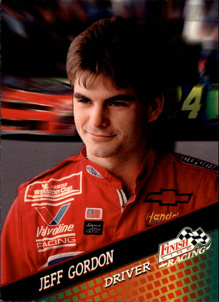 1994 Finish Line #75 Jeff Gordon
