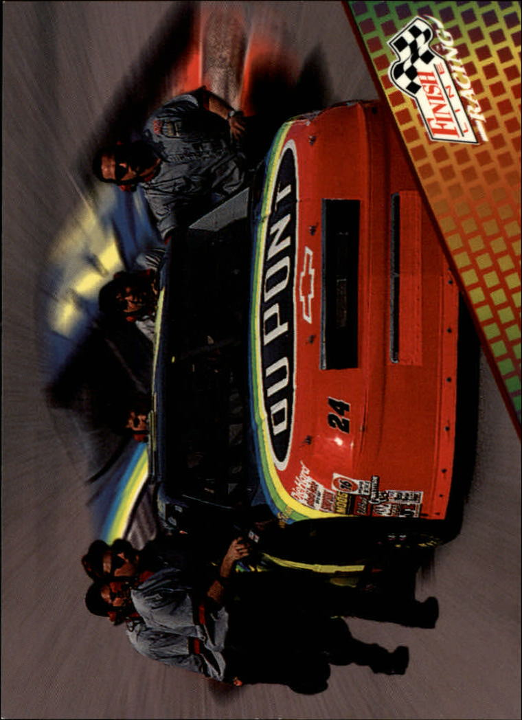 1994 Finish Line #123 Jeff Gordon's Car