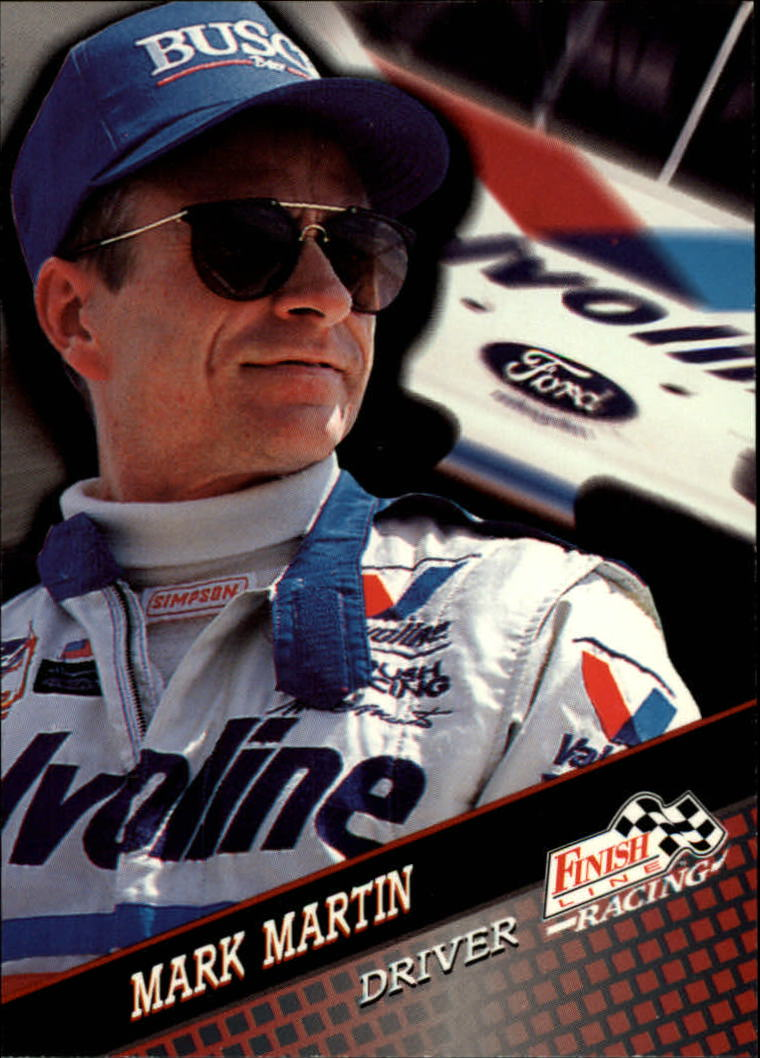 1994 Finish Line #126 Mark Martin