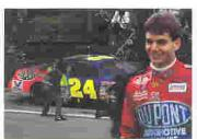1994 Finish Line Gold #28 Jeff Gordon