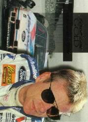 1994 Finish Line Gold #81 Mark Martin