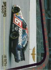1994 Hi-Tech Brickyard 400 #14 Mark Martin's Car