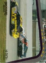 1994 Hi-Tech Brickyard 400 #27 M.Martin/J.Spencer Cars