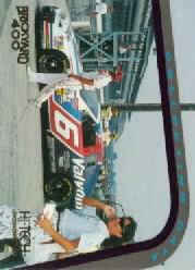 1994 Hi-Tech Brickyard 400 #29 Mark Martin's Car
