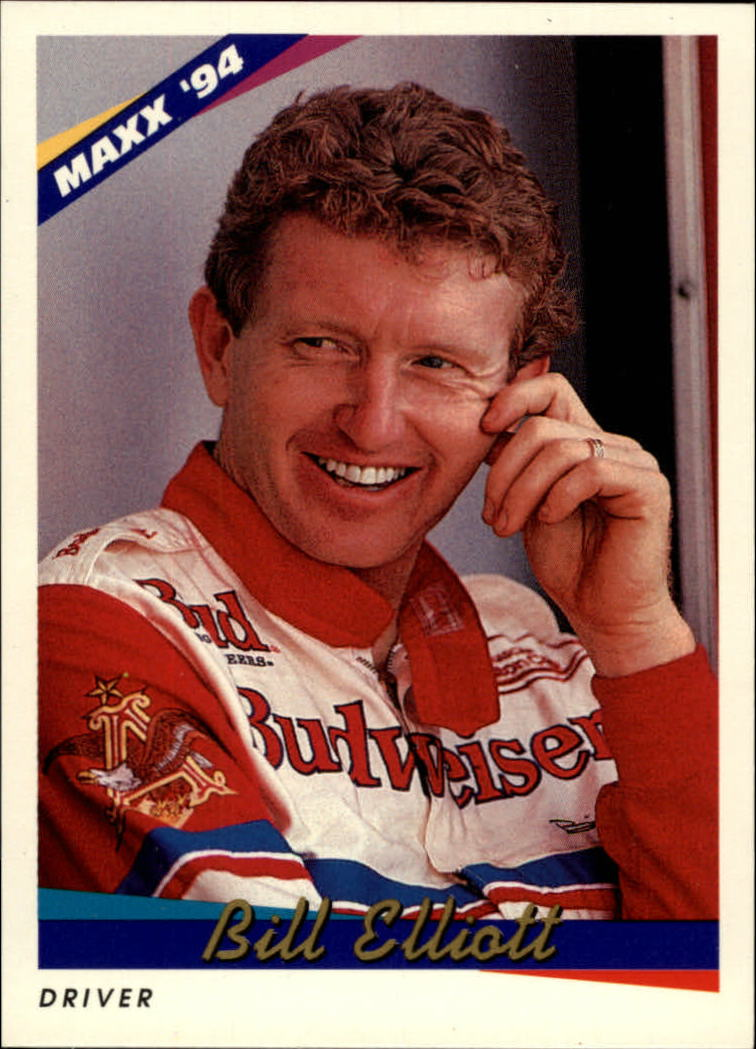 1994 Maxx #11 Bill Elliott