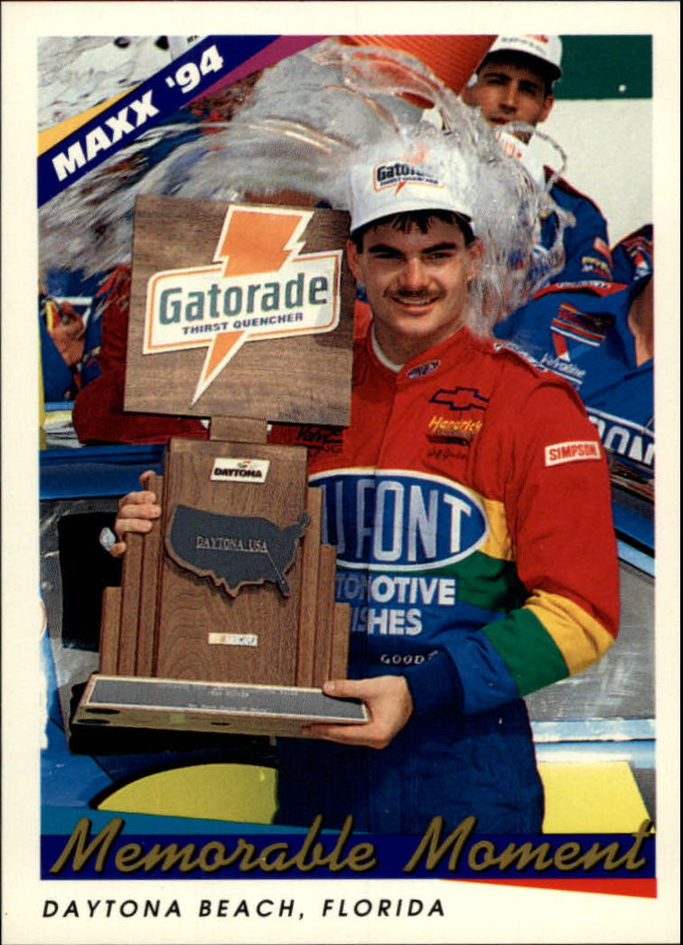 1994 Maxx #13 Jeff Gordon MM