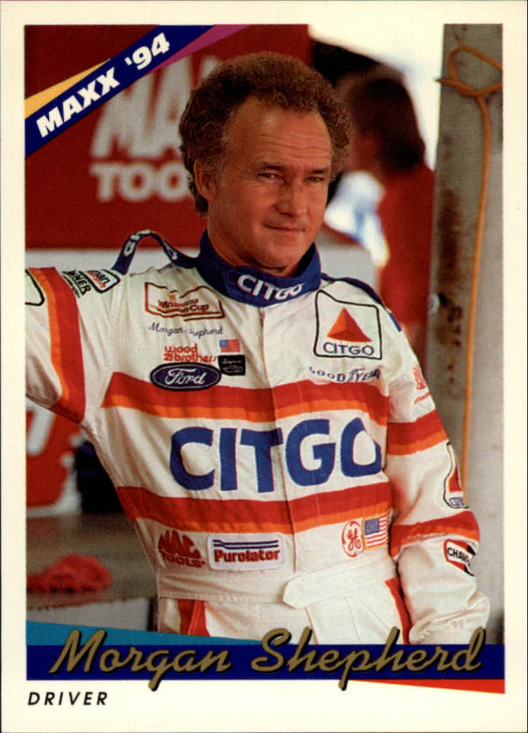 1994 Maxx #21 Morgan Shepherd