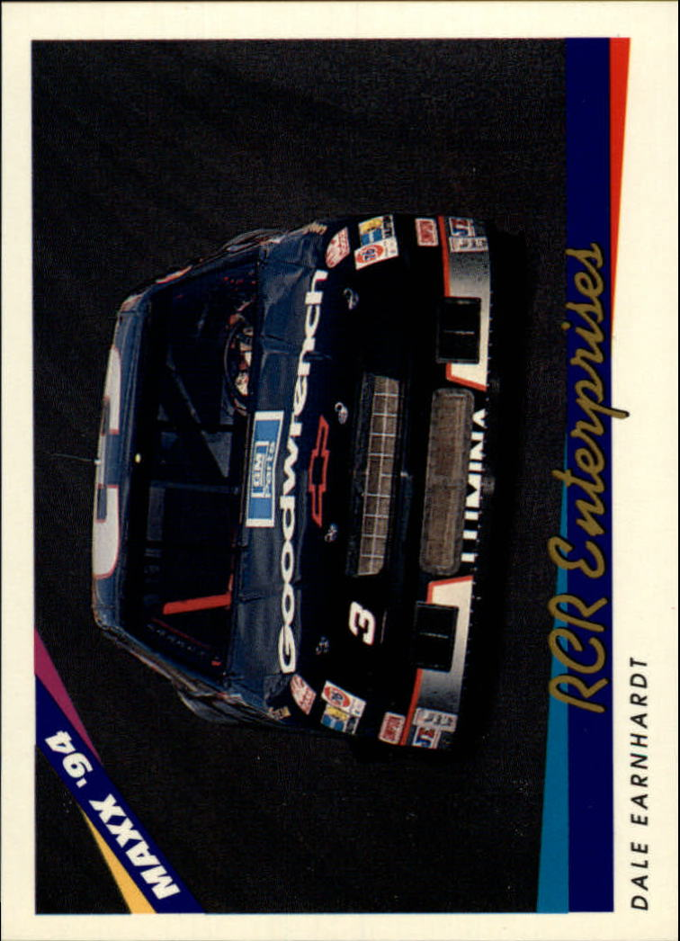 1994 Maxx #23 Dale Earnhardt's Car