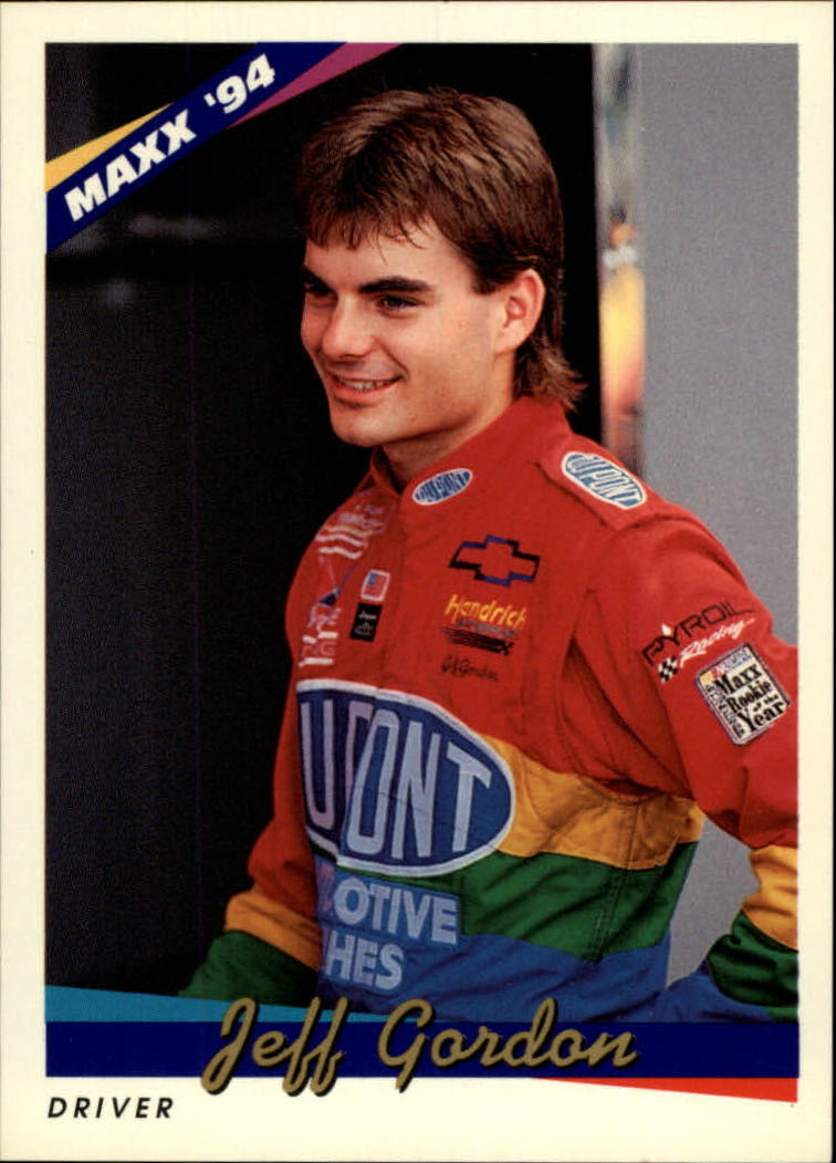 1994 Maxx #24 Jeff Gordon