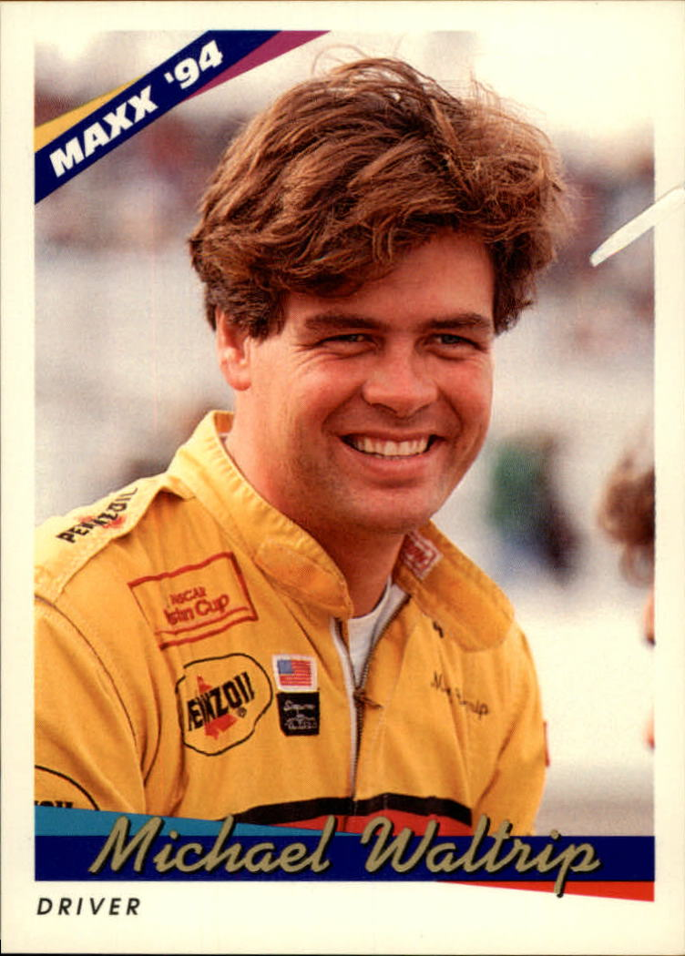 1994 Maxx #30 Michael Waltrip
