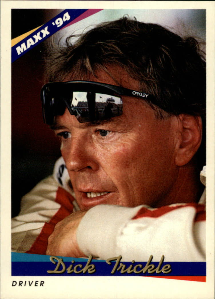 1994 Maxx #41 Dick Trickle