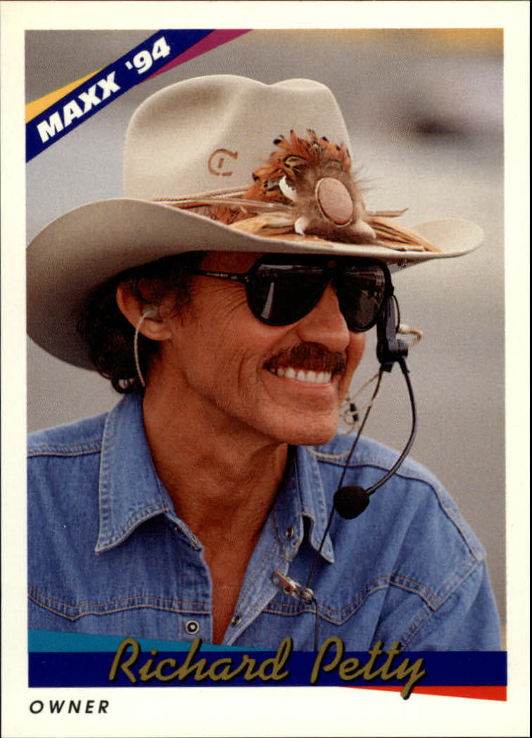 1994 Maxx #43 Richard Petty
