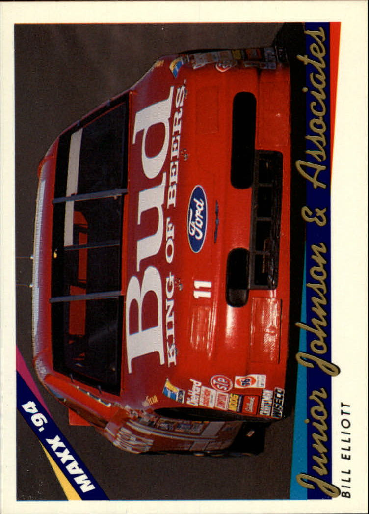 1994 Maxx #54 Bill Elliott's Car